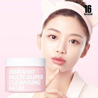 【全新】16Brand🌸萬能全效柔和卸妝潔膚膏(Multi Super Cleansing Balm)90ml