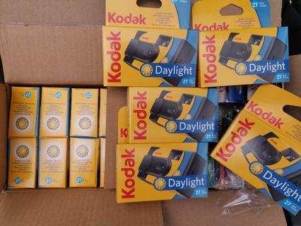 Kodak Point and Shoot Daylight Disposable Camera