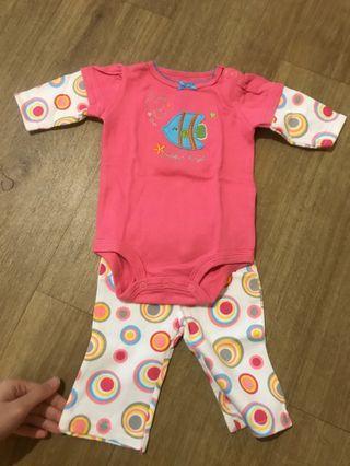 Baju Bayi Perempuan New 3Months