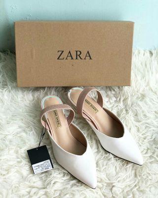 Sepatu ZR Boxed White Free Box