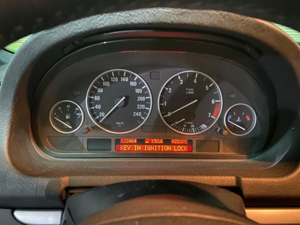 2005年 BMW X5 Sport版 黑天蓬 實車實價就賣28萬 此價格只賣五天
