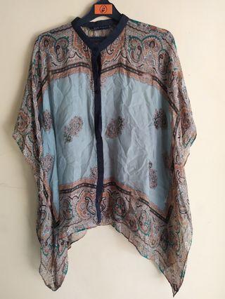 Baju atasan zara woman