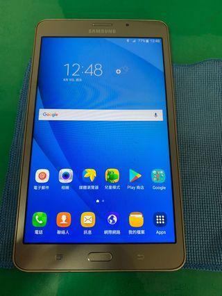 Samsung Tab J Gold