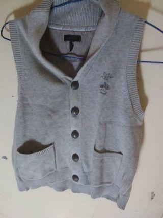 #1111special Vest Cardigan