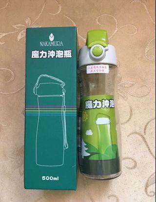 # 換物 玻璃水瓶