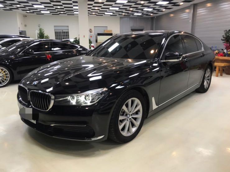 #730d 柴油 BMW 2015-6年 G-11總代理