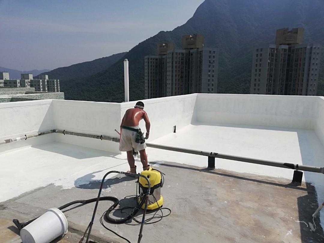 🔰天台防水油漆工程📍$8300起