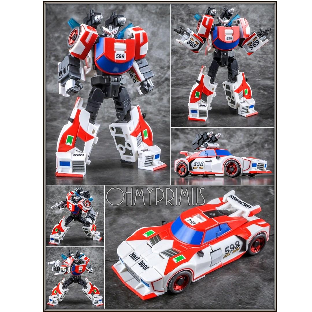 New Transformers Iron Factory IF EX-39D EX39D Dustfog in Stock