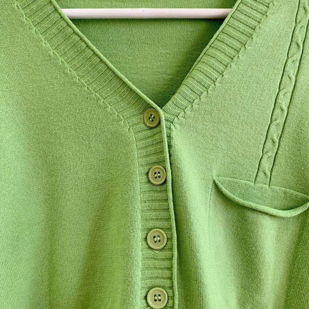 B3202 Cozy Crop Knit Cardigan Import cardigan rajut import vrop cardigan crop kardigan polos rajut cardigan korea cardigan import