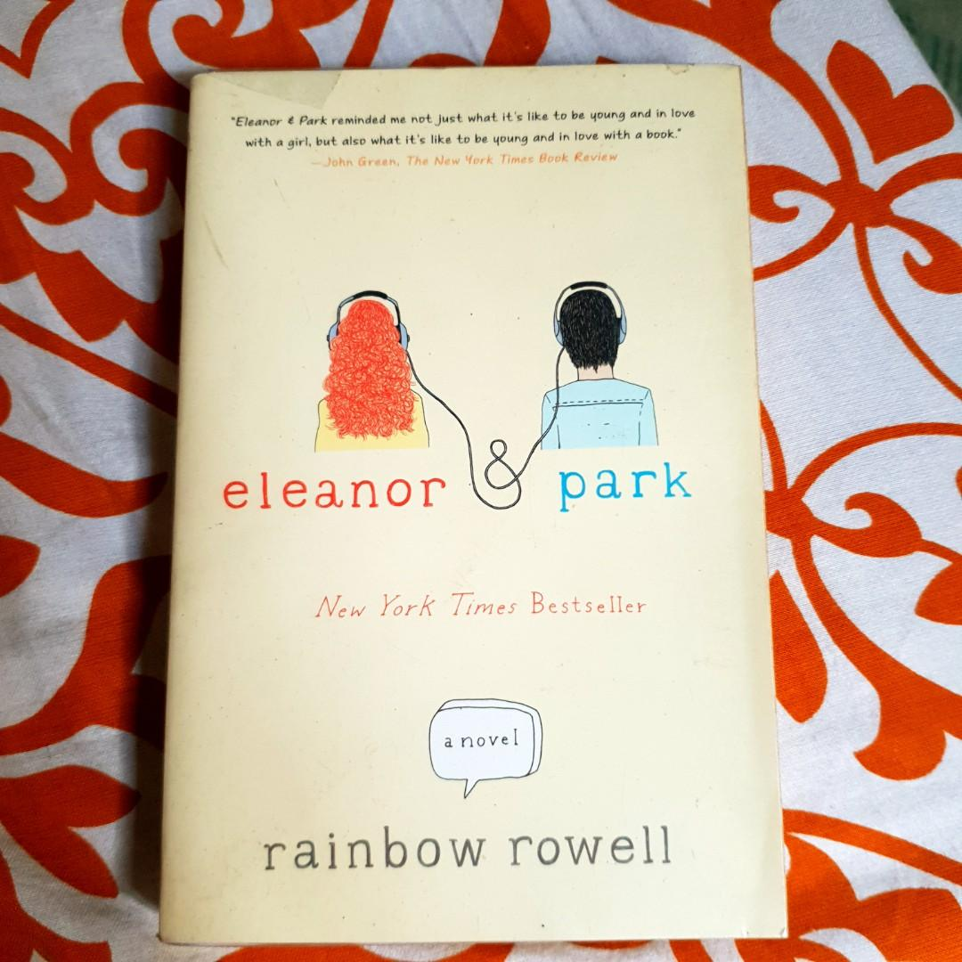 Book Bundle (If I stay, Mockingjay, The fault in our stars and Eleanor and Park)