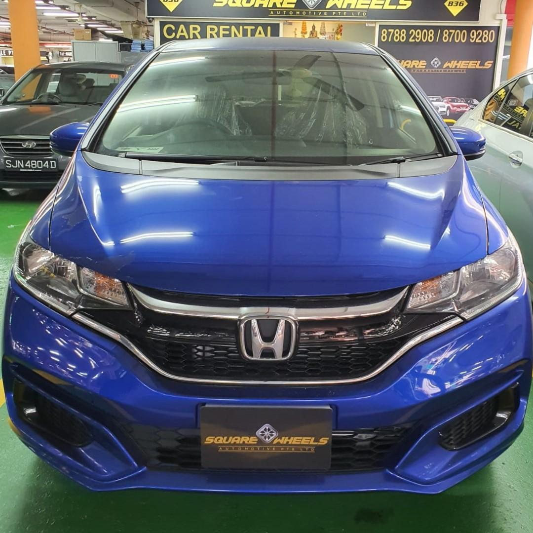 Brand New Honda Fit For Rental! P Plate Welcome!!