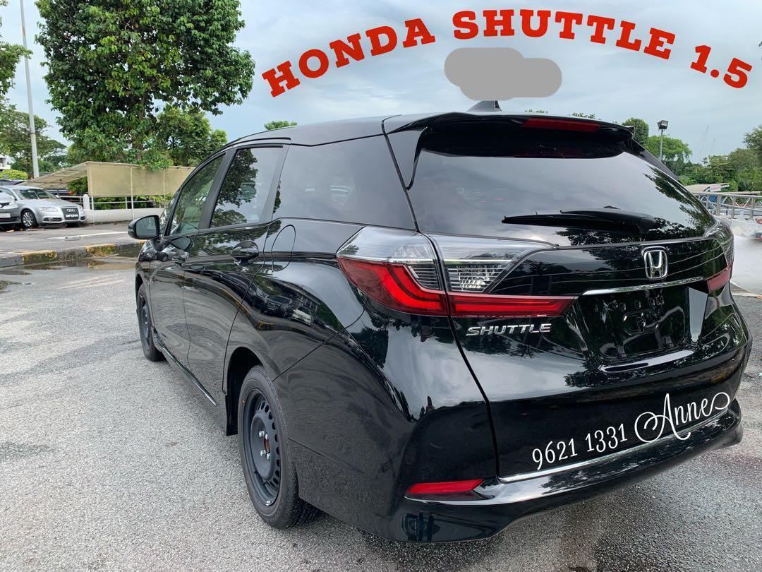 [Brand New] HONDA SHUTTLE 1.5