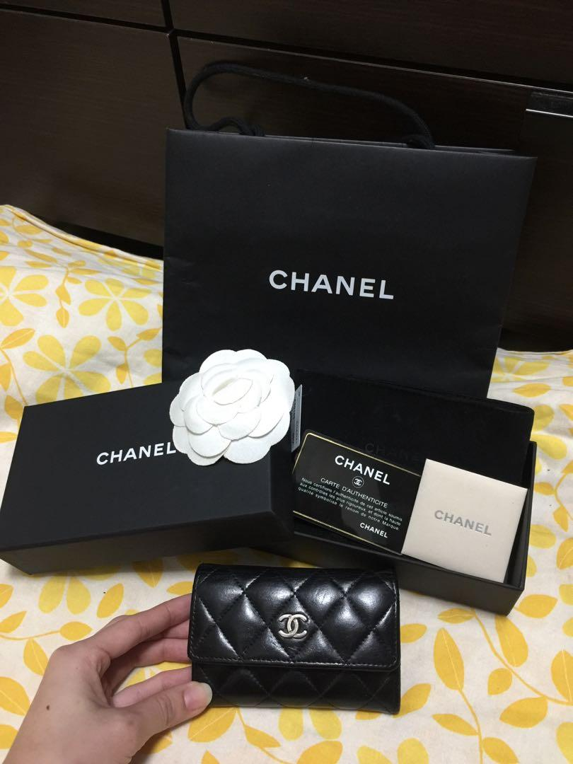 Chanel Card Holder/ Chanel Wallet