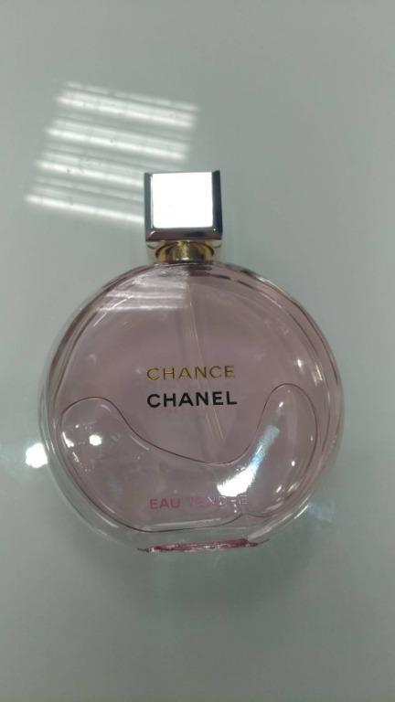 【CHANEL 香奈兒】CHANCE 粉紅甜蜜香水(100ml)