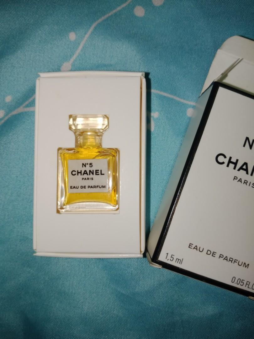 Chanel No. 5 珍藏版 香水
