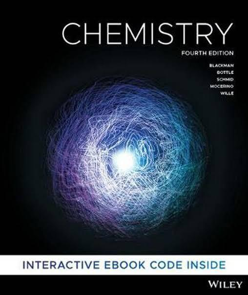 Chemistry textbook for the professional sciences SLE133