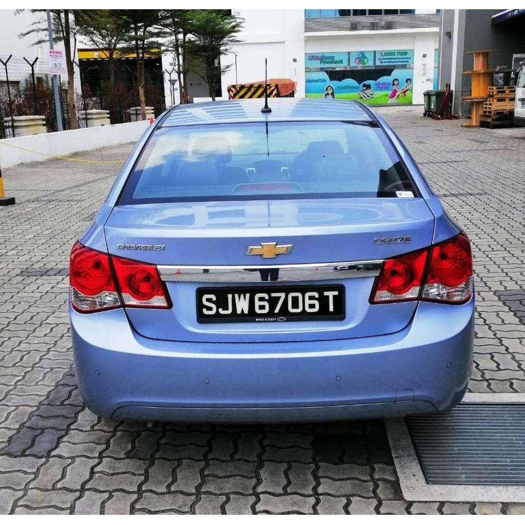 Chevrolet Cruze 1.5A - Immediate availability! $500 and take it away!