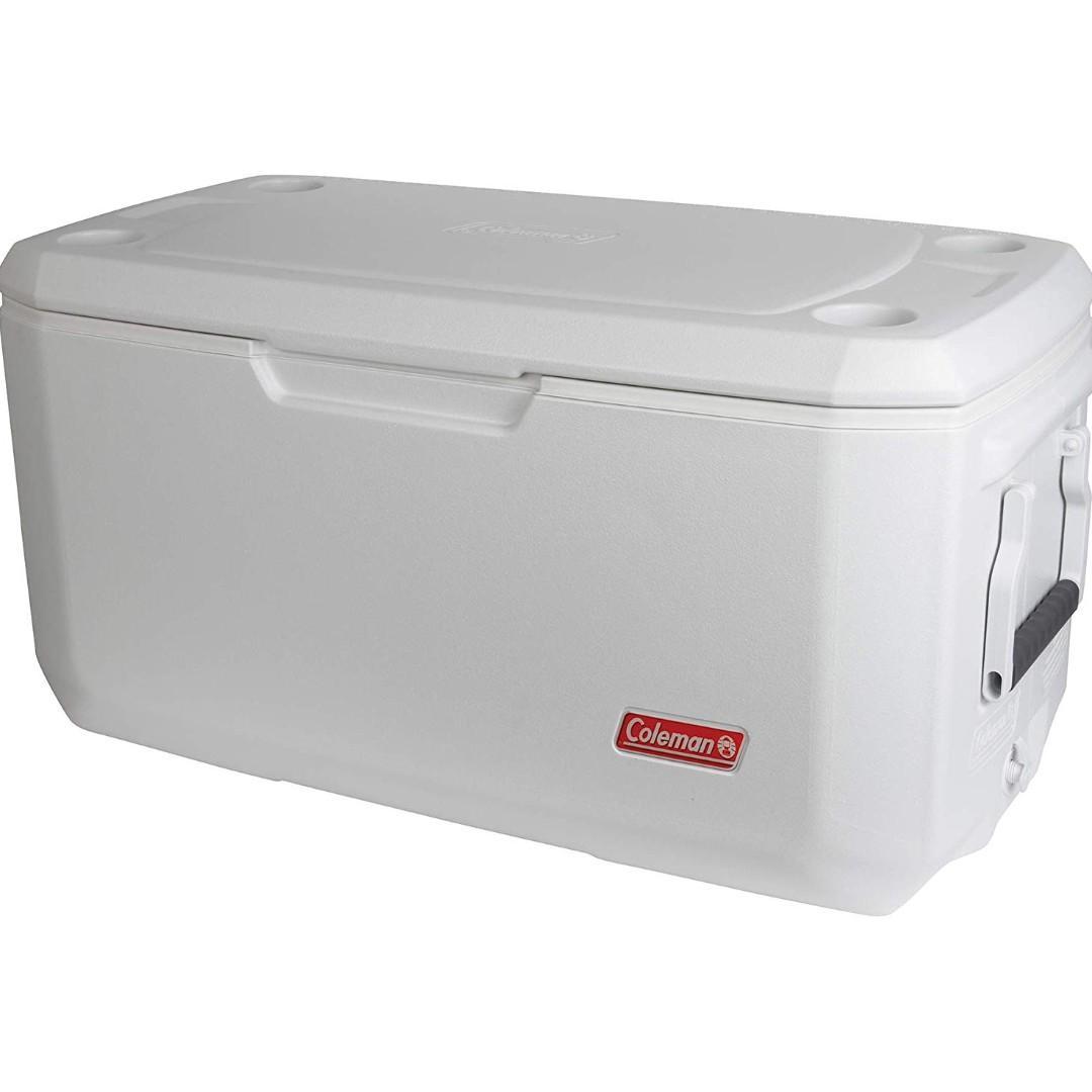 Coleman Xtreme 120 quart Heavy Duty Cooler Ice Box | Esky Box | Igloo Box