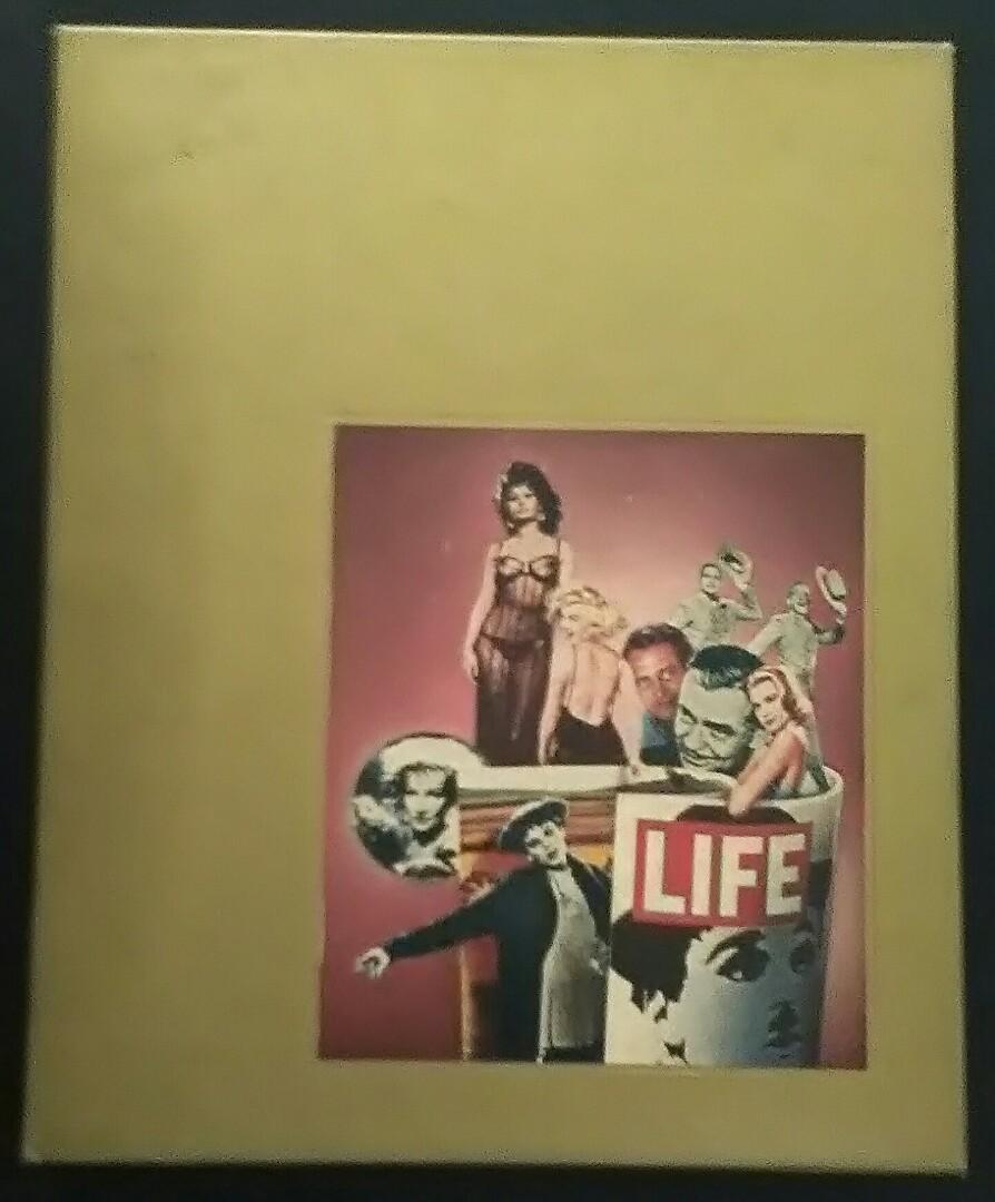 """Collectable """"Life Goes To The Movies"""" Rare 1st Edition Slipcase Deluxe"""