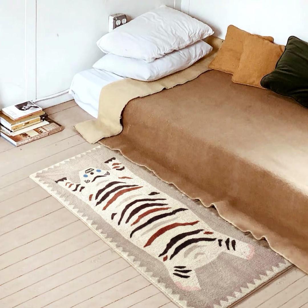 Cute Tiger Rug   Kid Room Children   Modern Runner   Carpet