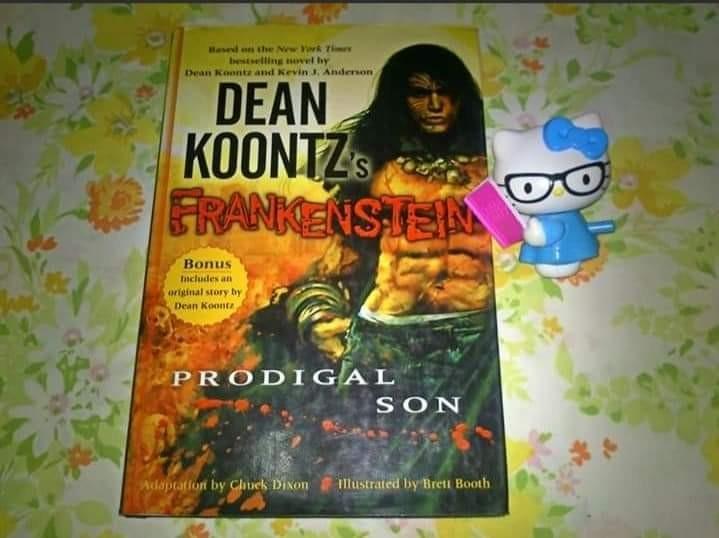 Dean Koontz's Frankenstein, Prodigal Son by Dean Koontz, Illustrated by Brett Booth