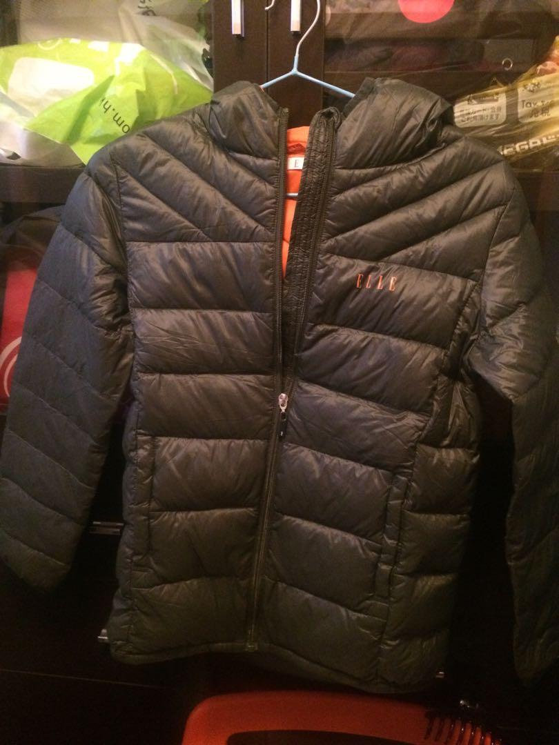 Elle winter jacket