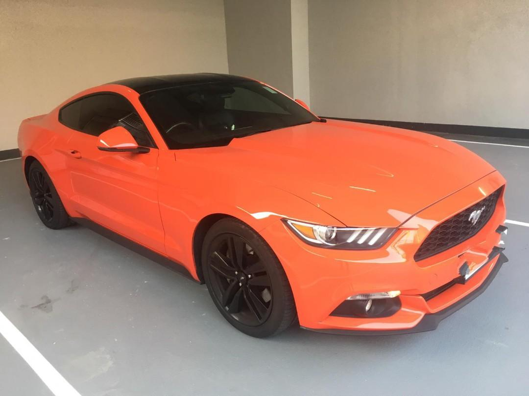 FORD MUSTANG2.3