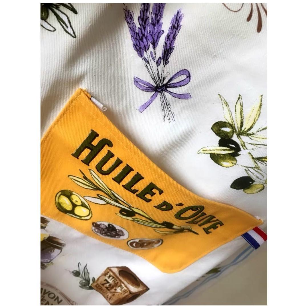 Fun Cotton Apron-La Provence | Kitchenware | Linens & Cloths