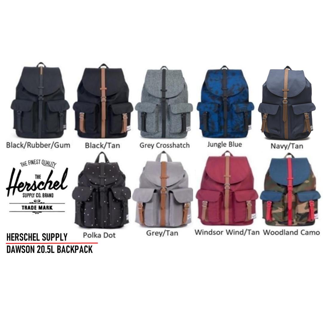 Herschel Dawson Backpack / Herschel / Herschel Supply Dawson Backpack / Herschel Dawson / Herschel Dawson 20.5L Backpack / Herschel bag / Herschel Backpack