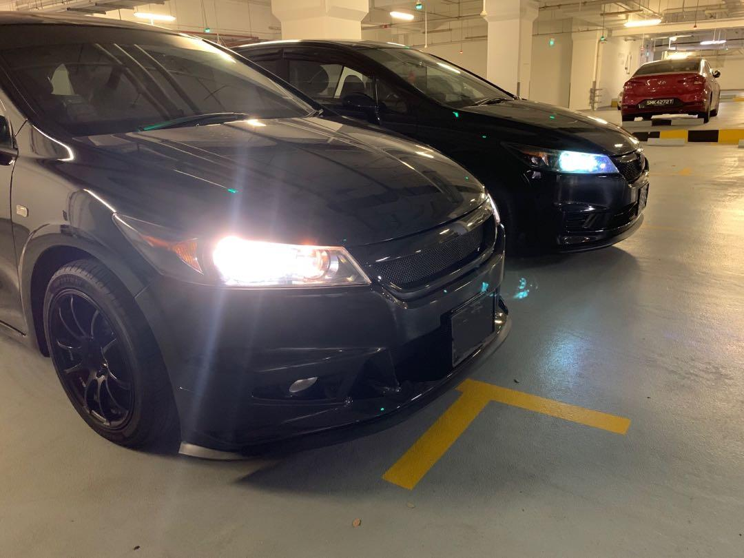 honda stream both for rent