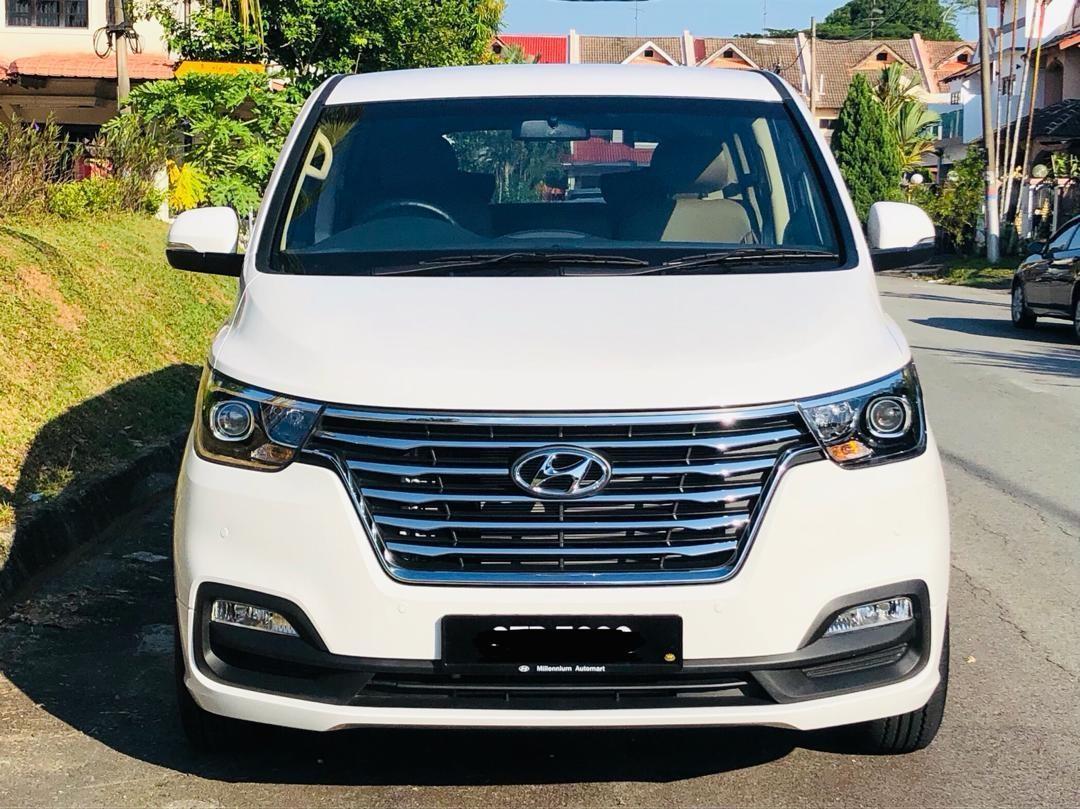 Hyudai Starex car rental cheap good deal