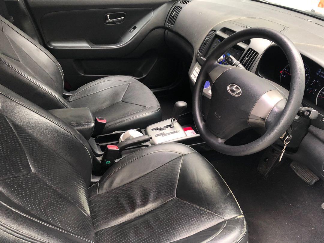 Hyundai Avante 1.6A Rental! Weekly gojek rebate applicable! Personal use can rent!
