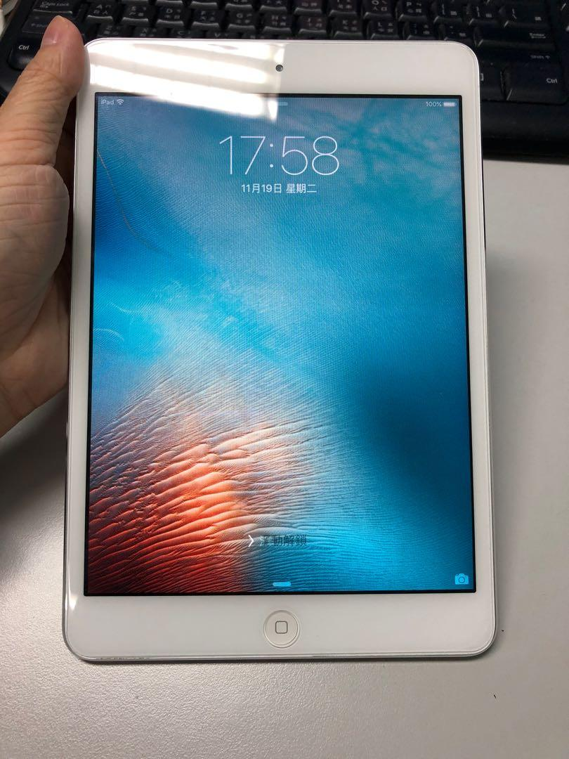 iPad mini 1 (16GB) 銀色