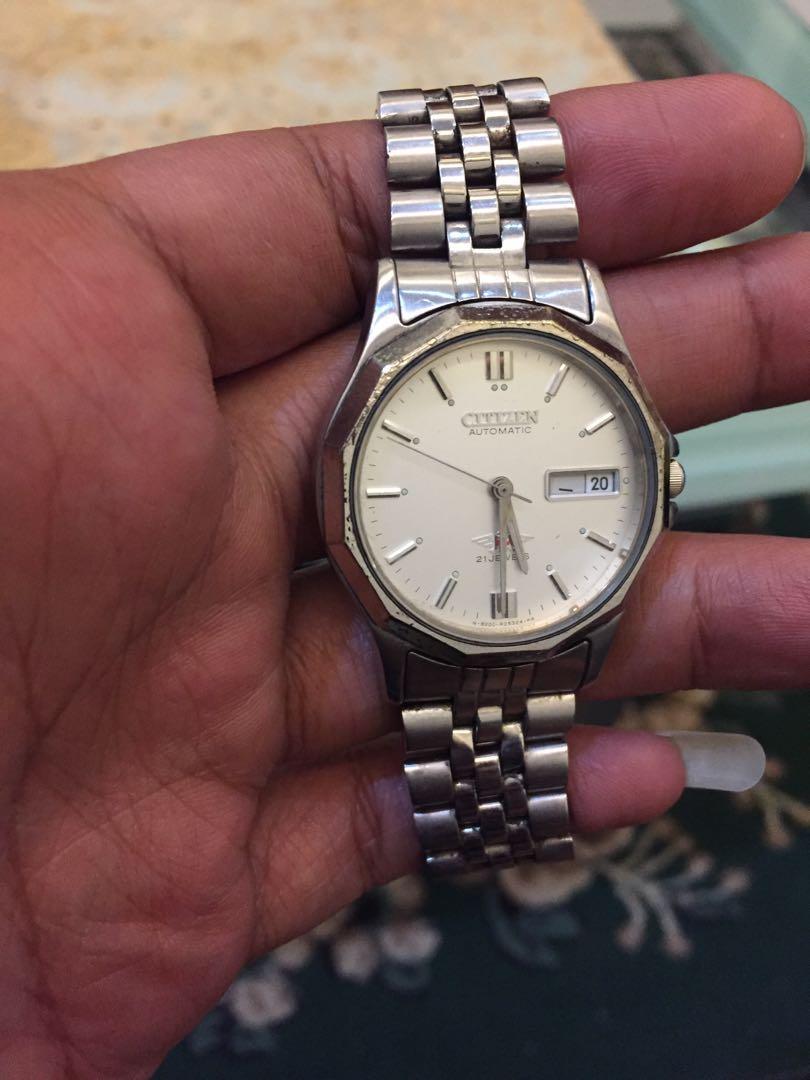 Jam tangan citizen automatic