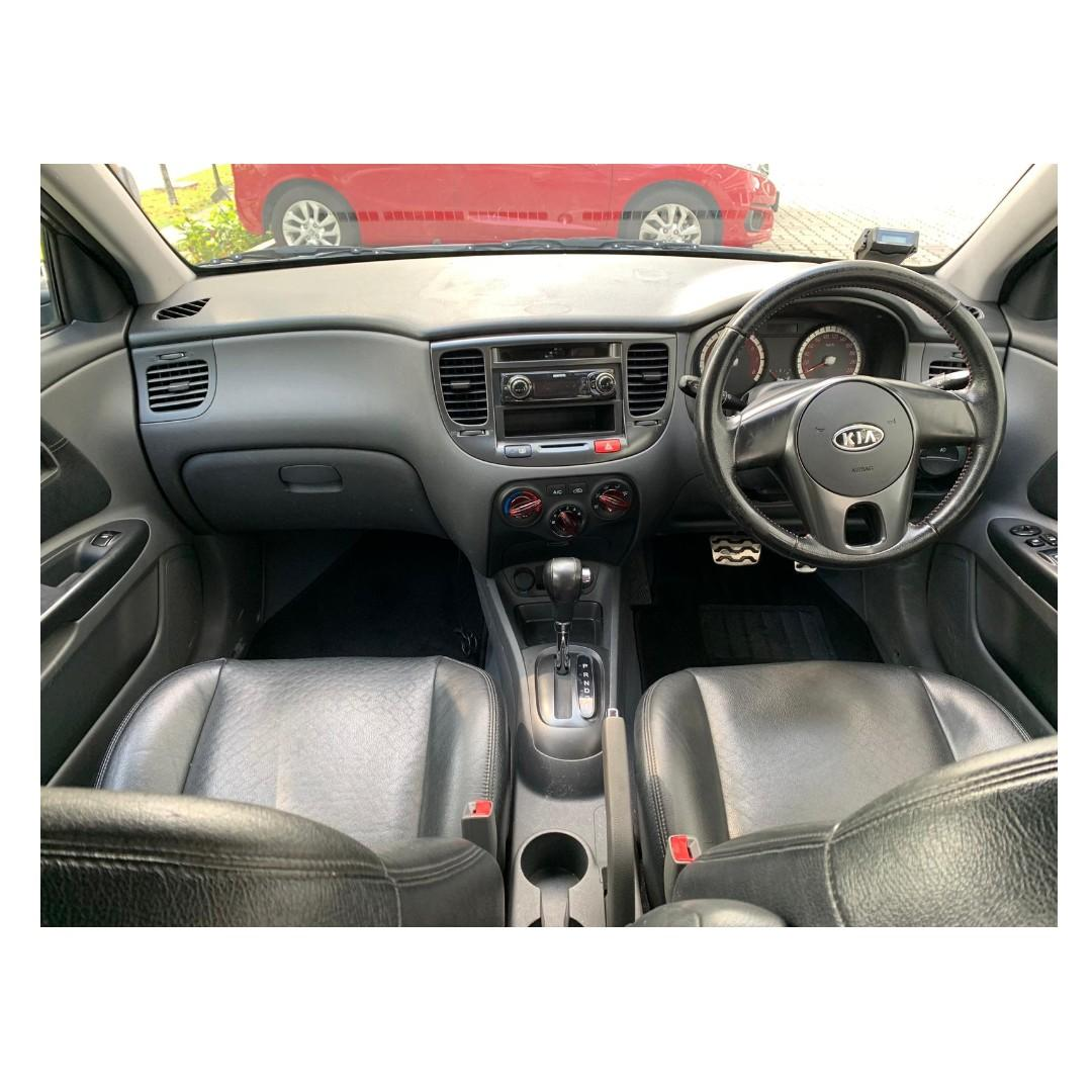 Kia Rio 1.4A - Just down $500 and drive off! Whatsapp @90290978 NOW!!!
