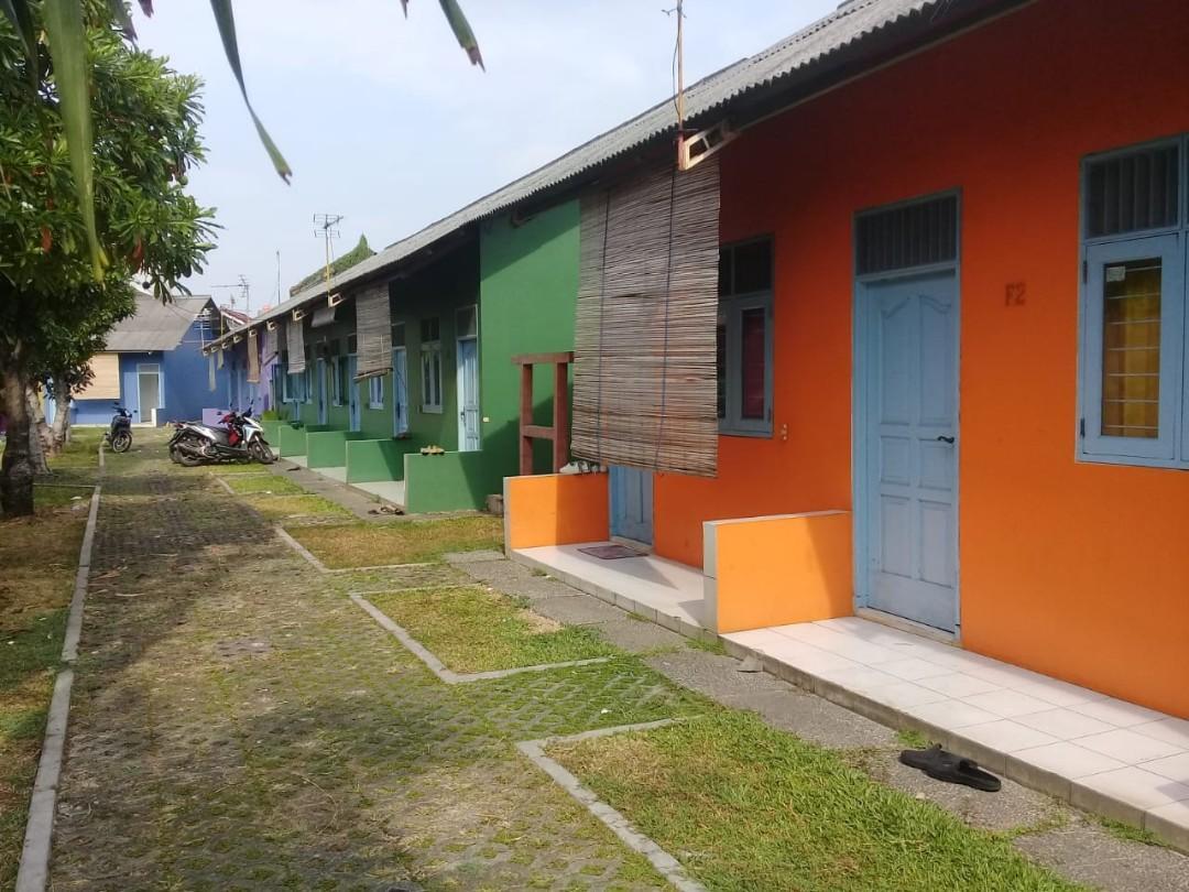 Kontrakan 34 pintu  dijual cepat hitung harga tanah nya saja di Bekasi timur