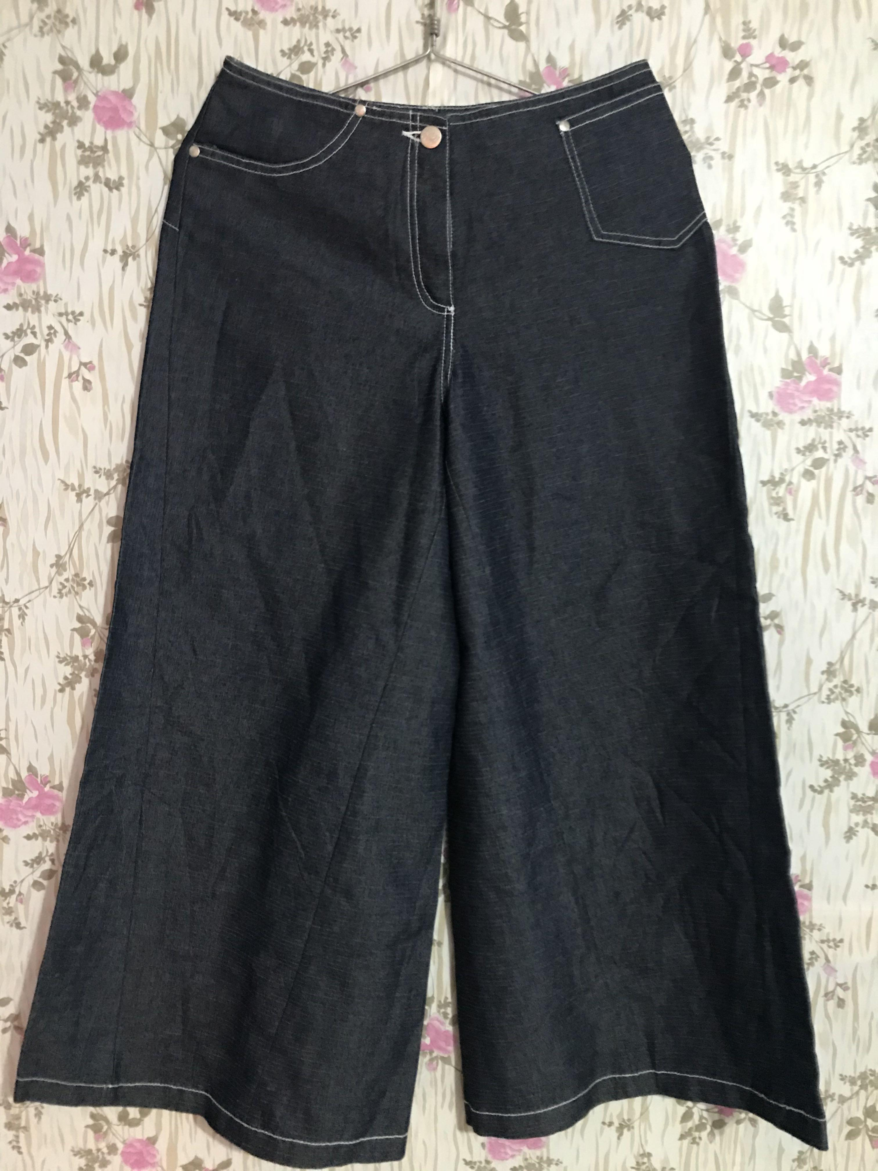 Kulot Jeans High-Quality