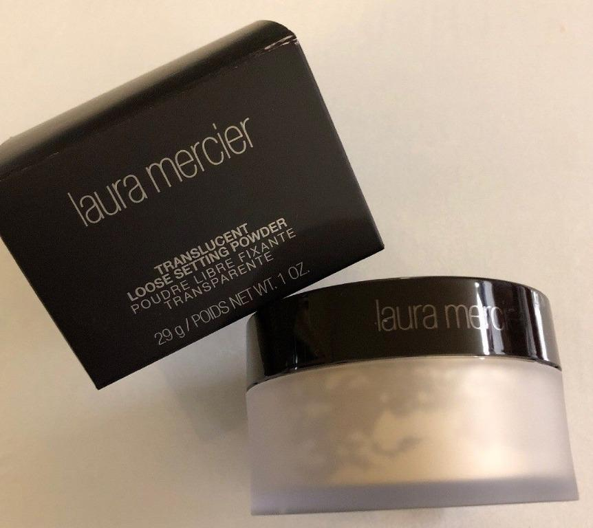 Laura Mercier Loose Setting Powder Translucent 29g BRAND NEW & AUTHENTIC (NO SWAPS, PRICE IS FIRM]
