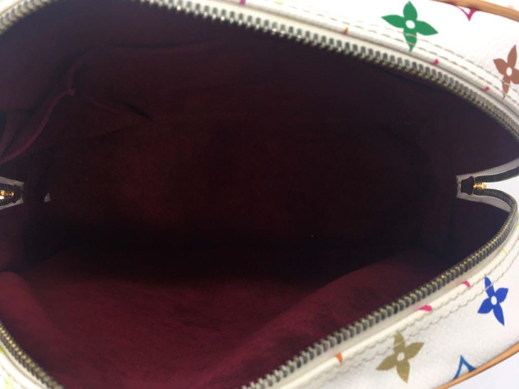 LOUIS VUITTON Trouville Monogram Multicolor Handbag