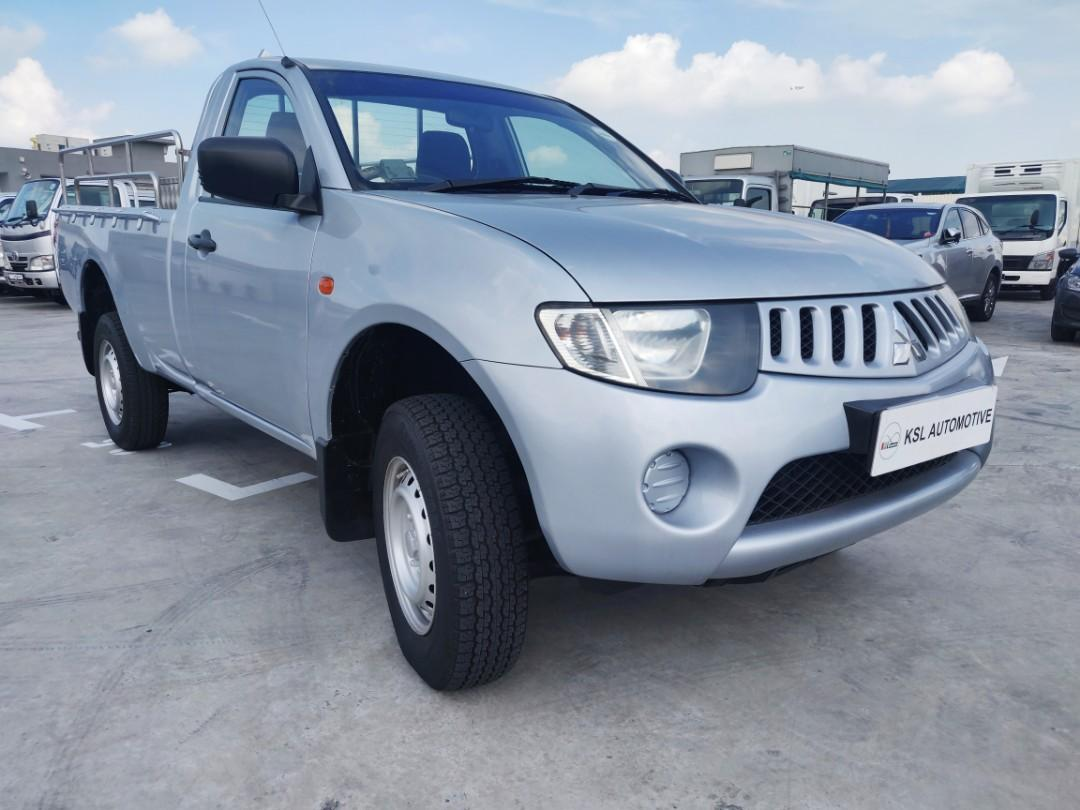 Mitsubishi L200 Single-Cab 2.5