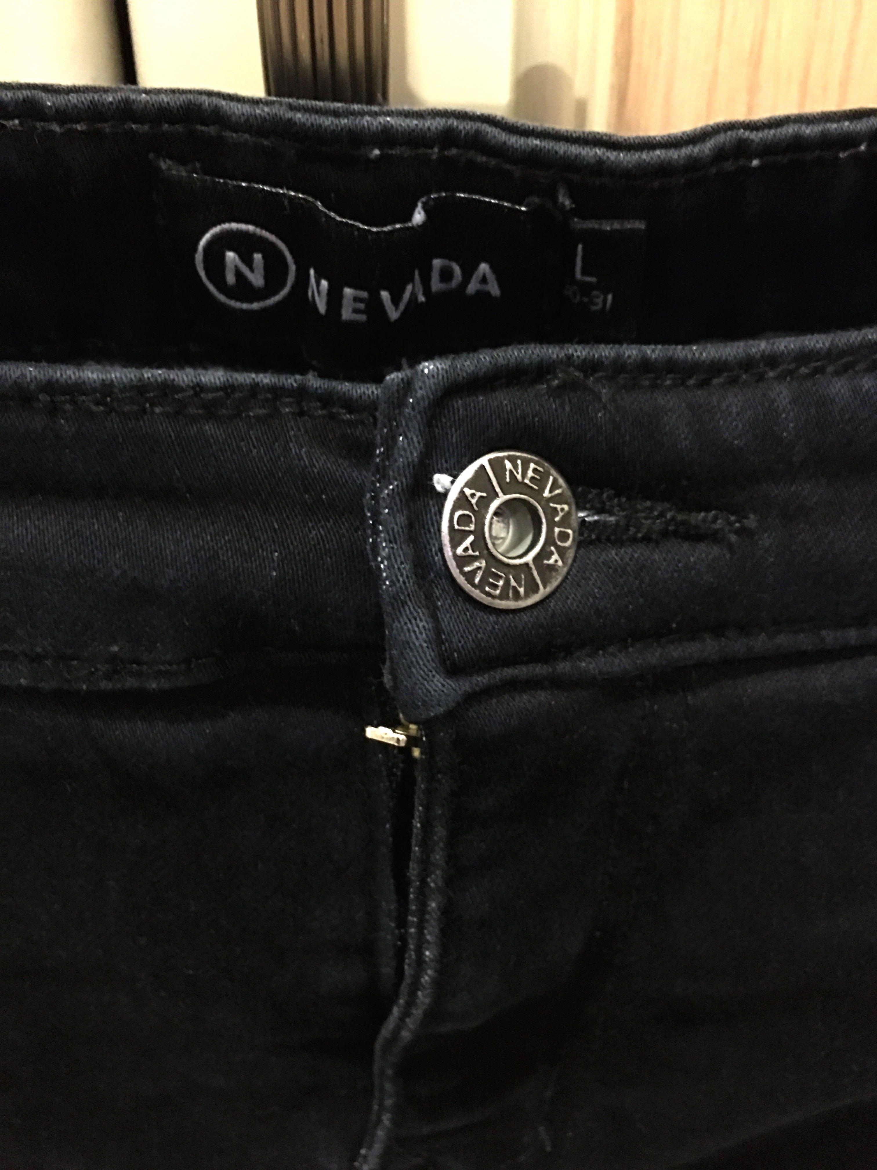 Nevada Black Denim