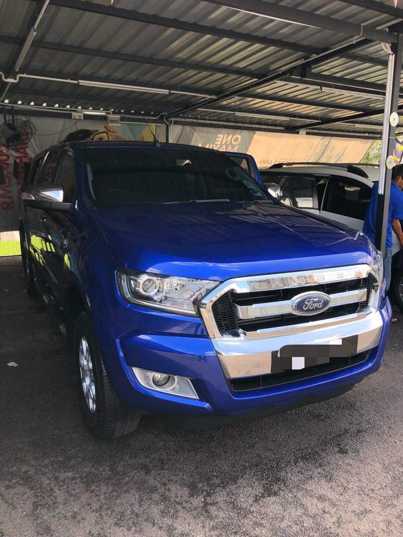 New Ford Ranger 2.2 Turbo (A) 4x4 Pickup Truck Rental Selangor KL