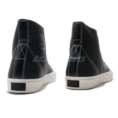 ONITSUKA TIGER BASKETBALL MT BLACK LEATHER