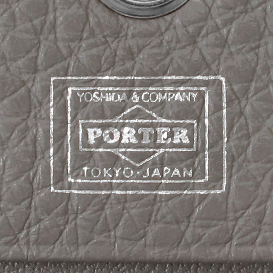 porter leather wallet