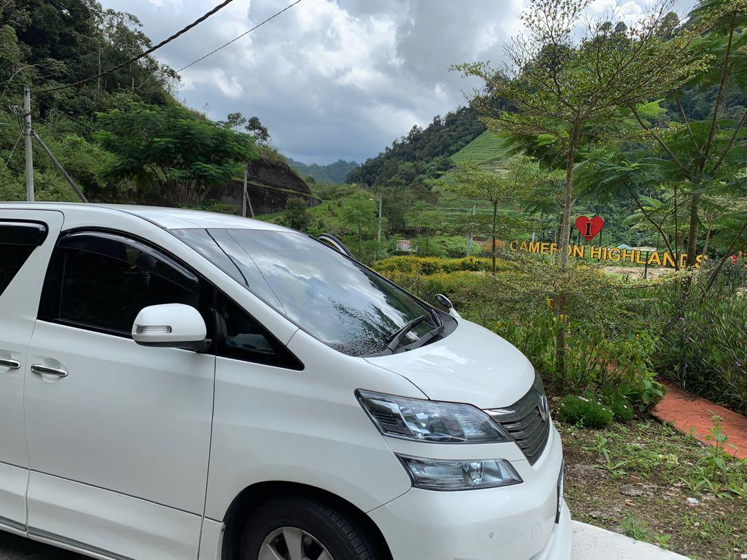 Private Transport Travel Sg to Malaysia  Jb  Melaka  Kl  Genting  Ipoh  Penang  Thailand