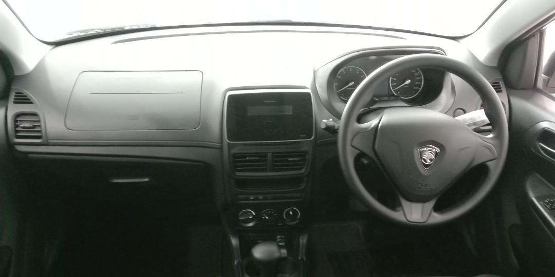 Proton Saga Standard Auto harga mampu milik...Keningau PROTON AUTHORISED DEALER