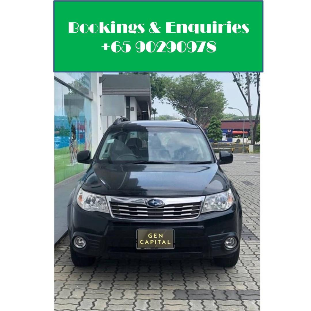 Subaru Forester - Immediate availability! $500 and take it away!