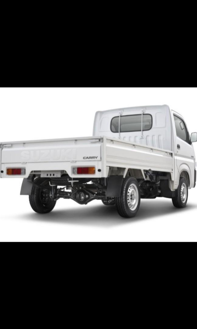 Suzuki new carry pick up 2019
