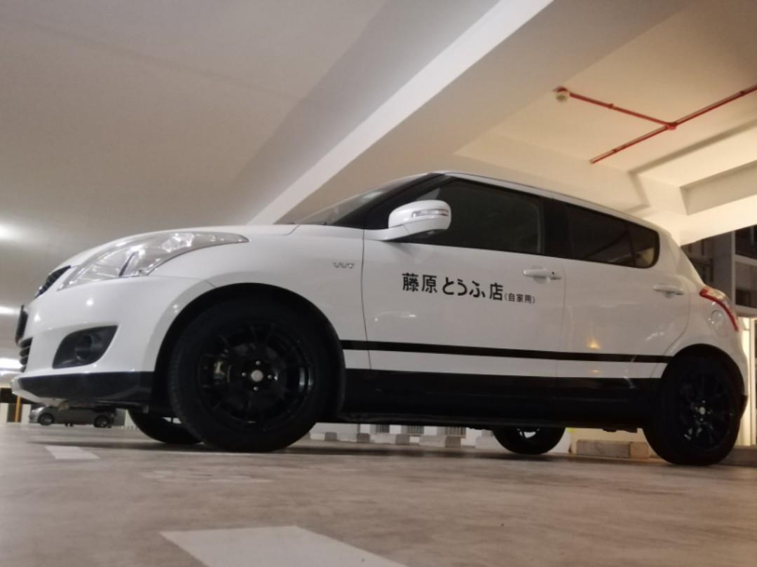 Suzuki Swift 1.4 GL VVT (A)