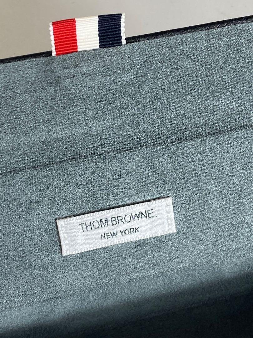 THOM BROWNE 男女適用購證遺失保證真品品項很新黑框眼鏡